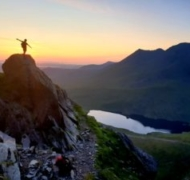 Howling Ridge - Carrauntoohil Sunrise