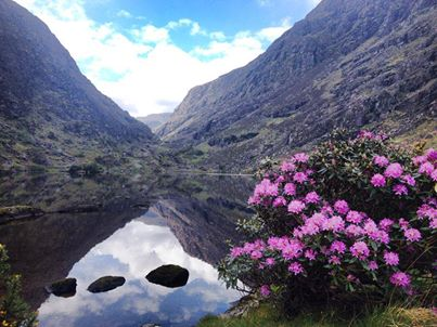 Auger Lake in the spectacualr Gap of Dunloe
