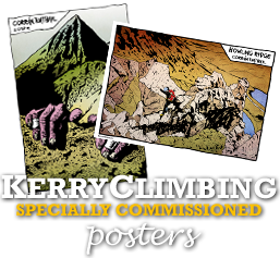 Kerry Climbing posters