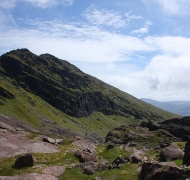 Faha Ridge, Mount Brandon - Dingle Peninsula