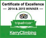 kerry climbing trip advisor