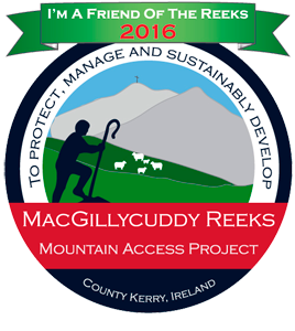 MacGillycuddy Reeks Mountain Access Forum