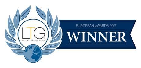 Luxury Travel Awards (Ireland) Winner 2017