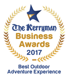 kerryman business awards best outdoor adventure experience