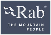 rab official clothing partner of kerry climbing