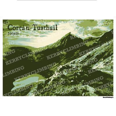 Corran Tuathail poster