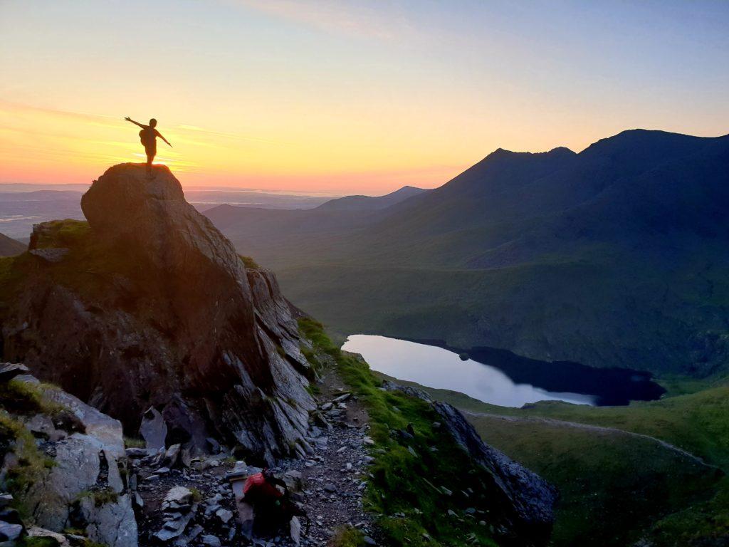 Howling Ridge - Carrauntoohil Sunrise