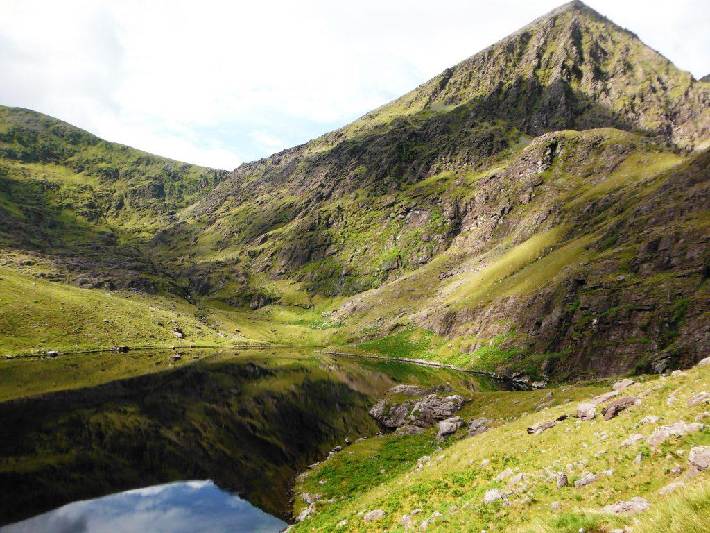 Climb Carrauntoohil Ireland