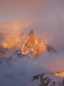 """Dent du Geant...""""The Giants Tooth"""" - French Alps"""