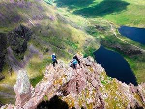Climb Howling Ridge