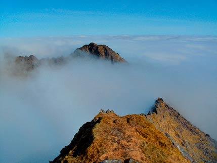 Cummeen na Peiste Ridge