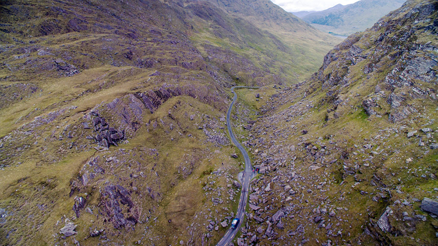 Cycle the Ring of the Reeks