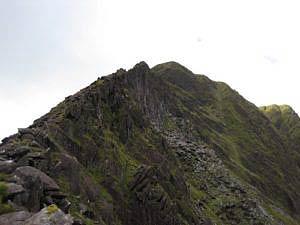 East Ridge Brandon Peak