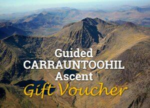 Guided Carrauntoohil Ascent Gift Voucher