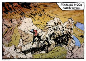 Howling Ridge Poster