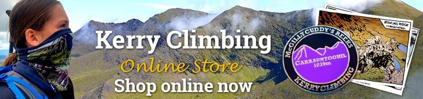 Kerry Climbing online store