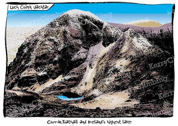 Loch Coimin Uachtar poster