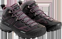 Mammut women's boots