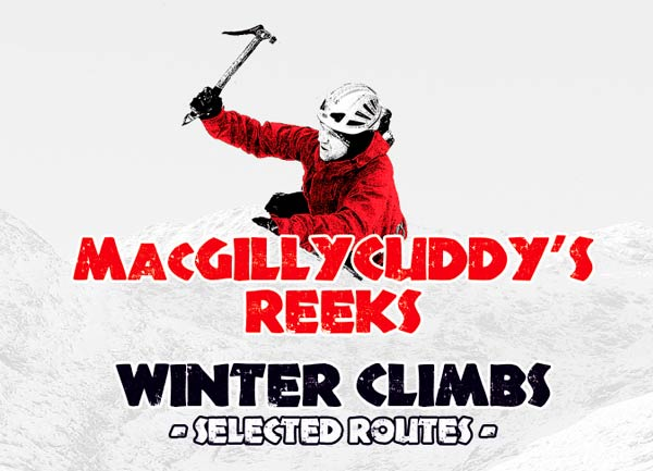 Reeks winter climbing guide