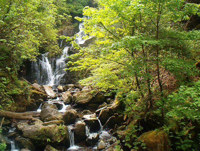 Torc Waterfall, Killarney