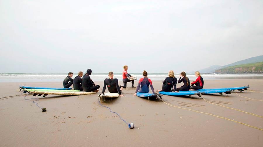 Surf Inch Beach