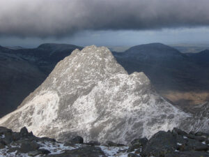 Spectacular Tryfan in North Wales